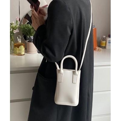 KOR / 携帯ウォレットミニバック WOMEN バッグ > ショルダーバッグ