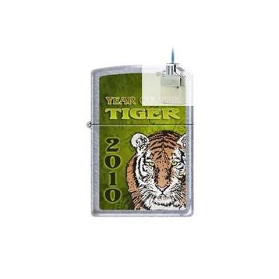 ライター ジッポー Zippo 1188 year of the tiger chrome Lighter  Z-PLUS INSERT BUNDLE