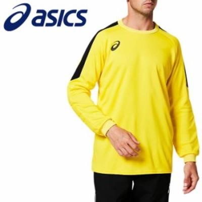【メール便送料無料】アシックス GKゲームシャツ メンズ 2101A039-750