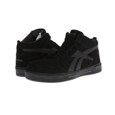 Reebok Work リーボック メンズ 男性用 シューズ 靴 スニーカー 運動靴 Dayod - Black