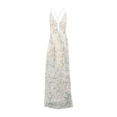 TRUE DECADENCE ロングワンピース&ドレス ライトグリーン 12 ポリエステル 100% ロングワンピース&ドレス