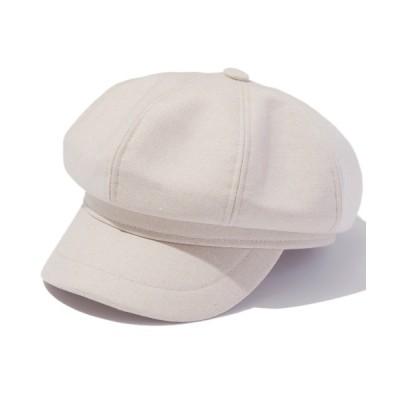 SPINNS / 8パネル キャスケット WOMEN 帽子 > キャスケット