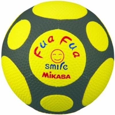 大特価!ミカサ(MIKASA) ふあふあサッカー4号(黄/黒) サッカー ボール FFF4YBK