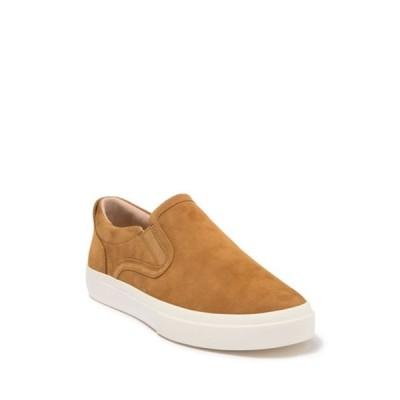 ヴィンス メンズ スニーカー シューズ Fairfax Slip-On Sneaker CAMEL
