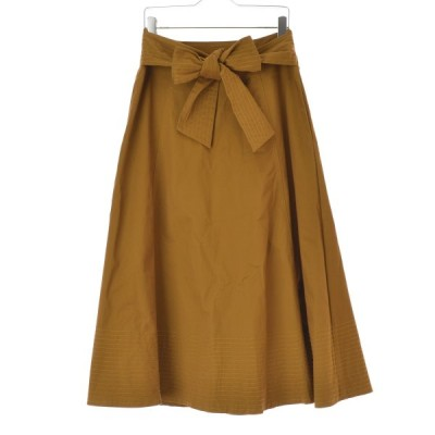 URBAN RESEARCH / アーバンリサーチ ITEMS 太リボンマキシ スカート