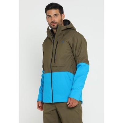 ノースフェイス ジャケット&ブルゾン メンズ アウター SICKLINE - Ski jacket - green