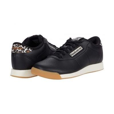 Reebok リーボック レディース 女性用 シューズ 靴 スニーカー 運動靴 Princess - Stucco/Chalk/Core Black