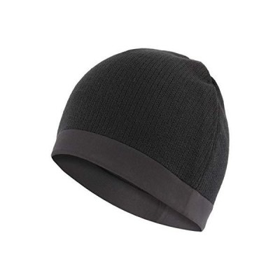 Cobmex ニット帽 男女兼用 冬用 フリース裏地付き US サイズ: Regular カラー: ブラック【並行輸入品】