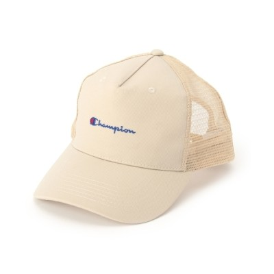 BASESTATION / ◆champion/チャンピオン ロゴメッシュキャップ MEN 帽子 > キャップ