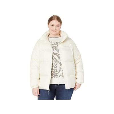 コロンビア Plus Size Puffect Jacket レディース コート アウター Chalk