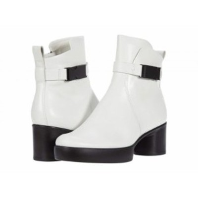 ECCO エコー レディース 女性用 シューズ 靴 ブーツ アンクル ショートブーツ Shape Sculptured Motion 35 Buckle Boot【送料無料】