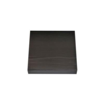 [ケース販売]一体型 75-75 黒木目