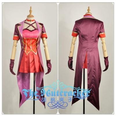 アイドルマスター シンデレラガールズ THE IDOLM@STER CINDERELLA GIRLS 一ノ瀬 志希 いちのせ しき  風 コスプレ衣装  cosplay