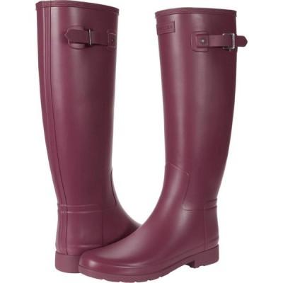ハンター Hunter レディース レインシューズ・長靴 シューズ・靴 Original Refined Rain Boots Ballard