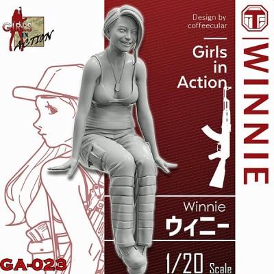 ウイニー  Winnie  1/20[GA-023]