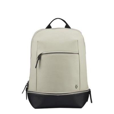 ベッソル バックパック・リュックサック バッグ レディース Signature 2.0 Faux Leather Backpack Stone/ Black