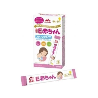 森永 E赤ちゃん スティックタイプ(13g×10本入り)