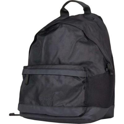 ブラウアー BLAUER メンズ バッグ backpack & fanny pack Black