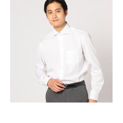 【EASYCARE】モモタムーブ/ホリゾンタルカラーシャツ