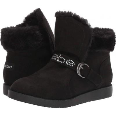 ベベ Bebe レディース ブーツ シューズ・靴 Leyna Black