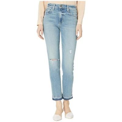 ジョーズジーンズ レディース デニムパンツ ボトムス Luna High-Rise Cigarette Ankle Jeans in Rosehip