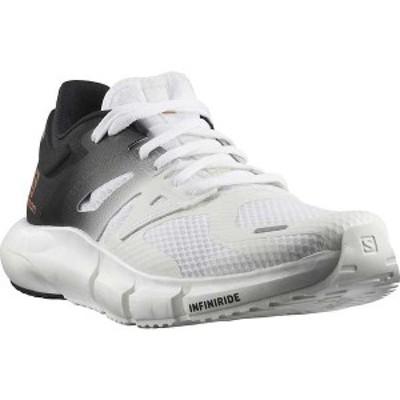 サロモン レディース スニーカー シューズ Salomon Women's Predict 2 Shoe White / Black / White