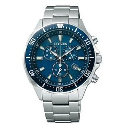 【送料無料】シチズン CITIZEN VO10-6772F エコ・ドライブ クロノグラフ ソーラー腕時計 オルタナ ALTERNA VO10-6772F