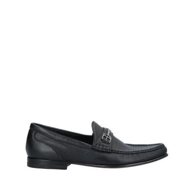 BALLY バリー モカシン  メンズファッション  メンズシューズ、紳士靴  モカシン ブラック