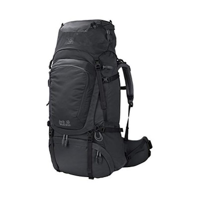 Jack Wolfskin Women Denali 60 Trekking Backpack - Phantom, One Size 並行輸入品