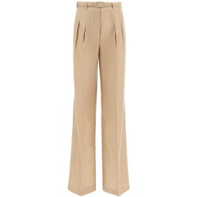 GABRIELA HEARST/ガブリエラハースト Mixed colours Gabriela hearst vargas pants in cashmere and silk レディース 秋冬2020 120201 W0