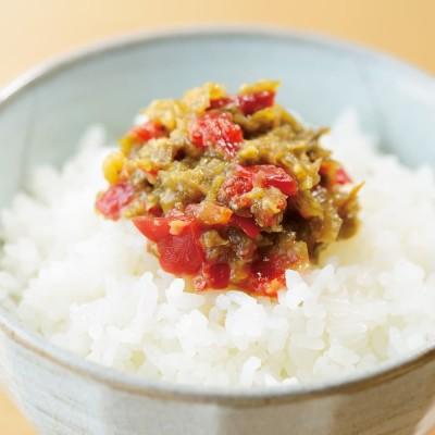 魚沼産かぐら南蛮の味噌漬 (100g×5袋)