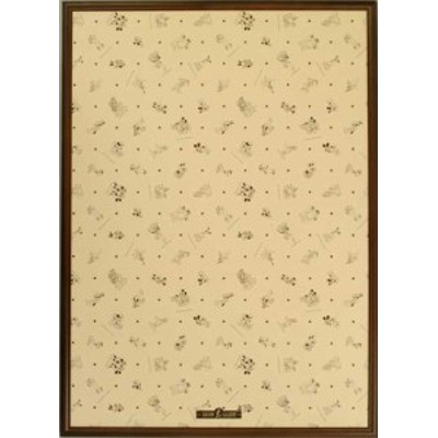 TEN-905081 ディズニー専用木製パネル 2000ピース ブラウン フレーム [ラッピング対象外]