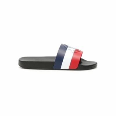 MONCLER/モンクレール サンダル CHARCOAL Moncler basic basile rubber slippers メンズ 秋冬2020 4C700 00 01A49 ik