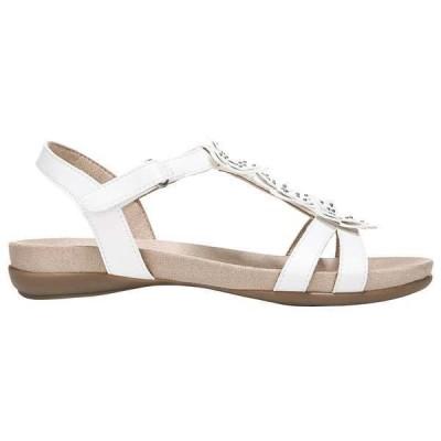 ソウルニュトライザー レディース サンダル シューズ Alivia Studded Flat Sandals