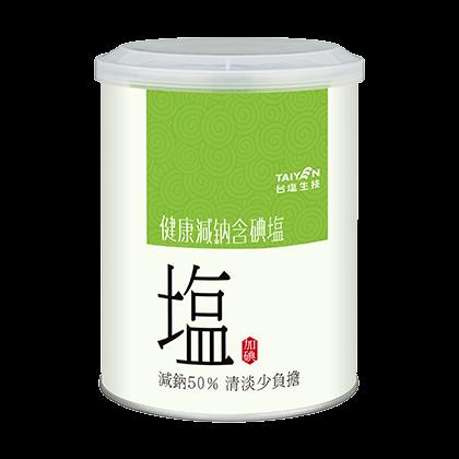 減鈉含碘鹽 600g