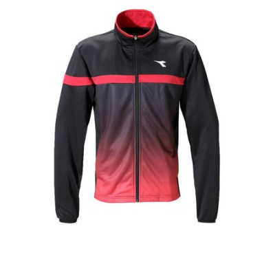 ディアドラ(diadora)チームジャケット DTP0135-9935 【 メンズ ジャケット テニス バドミントン ウェア 】