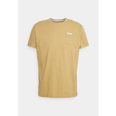 ペペジーンズ メンズ ファッション DENNIS - Print T-shirt - beige