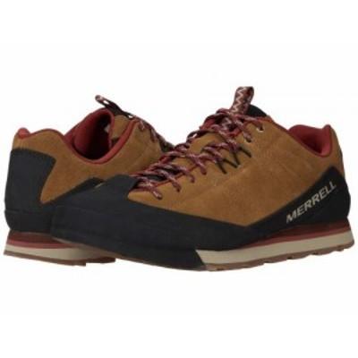 Merrell メレル メンズ 男性用 シューズ 靴 ブーツ ハイキング トレッキング Catalyst Suede Butternut【送料無料】
