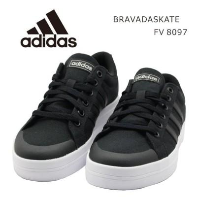 adidas アディダス レディース スニーカー FV8097 ブラック ブラバダ