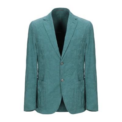 ローダ RODA テーラードジャケット グリーン 52 コットン 97% / ポリウレタン 3% テーラードジャケット