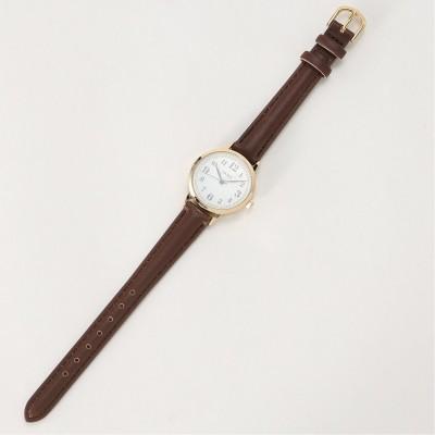 すっきりシンプル&定番が好印象な腕時計