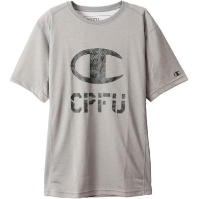 チャンピオン/Champion S-SLEEVE T-SHIRT マルチSPハンソデTシャツ (c3qs321-070)