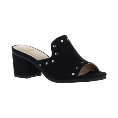 マデライン サンダル シューズ レディース Women's Bossy Sandals Black