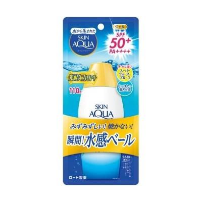 【あわせ買い2999円以上で送料無料】ロート製薬 スキンアクア スーパーモイスチャー 110g