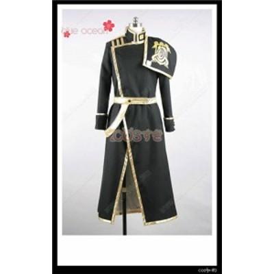 コスプレ 衣装 07-GHOST セブンゴースト ヒュウガ バルスブルク帝国軍 軍服 風 コスプレ衣装  cosplay ハロウィン