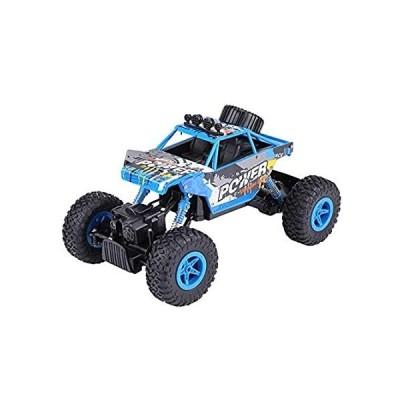 輸入商品 Dilwe RC Toy Crawler Car, 2.4Ghz High Speed Electric Rock Crawler Radio Rem 人気商品