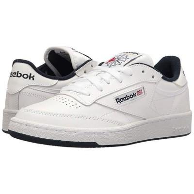 リーボック Club C 85 メンズ スニーカー 靴 シューズ Int/White/Navy