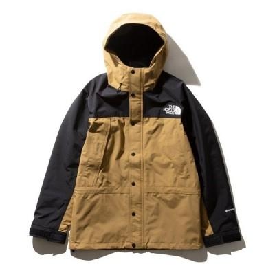 【新品】1週間以内発送【サイズS】ノースフェイス THE NORTH FACE メンズ マウンテンライトジャケット MOUNTAIN LIGHT Jacket ブリティッシュカーキ NP11834 BK