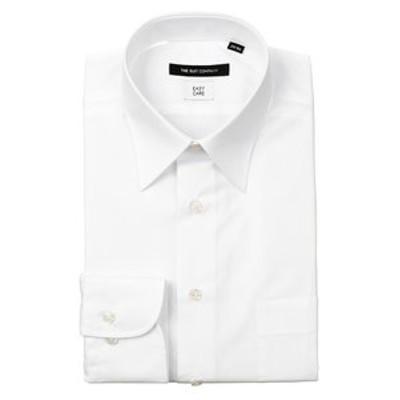 レギュラーカラードレスシャツ 無地 〔EC・BASIC〕