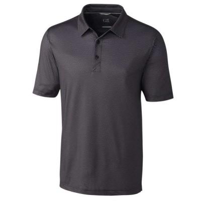 カッター&バック Cutter & Buck メンズ ポロシャツ トップス Pike Polo Pennant Black